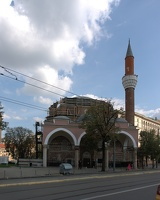 mosque banja bashi pano 2014 01