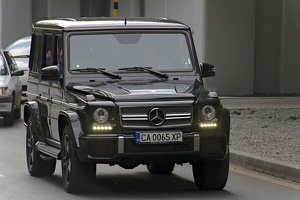 Mercedes G classe 2014 01 as