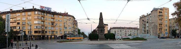 Lewski monument pano 2017 02 as e